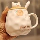 創意卡通陶瓷杯馬克茶杯
