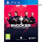 PS4 Snooker 19 世界斯諾克撞球職業巡迴賽 -英文版- 英式撞球 英式桌球 檯球 台球