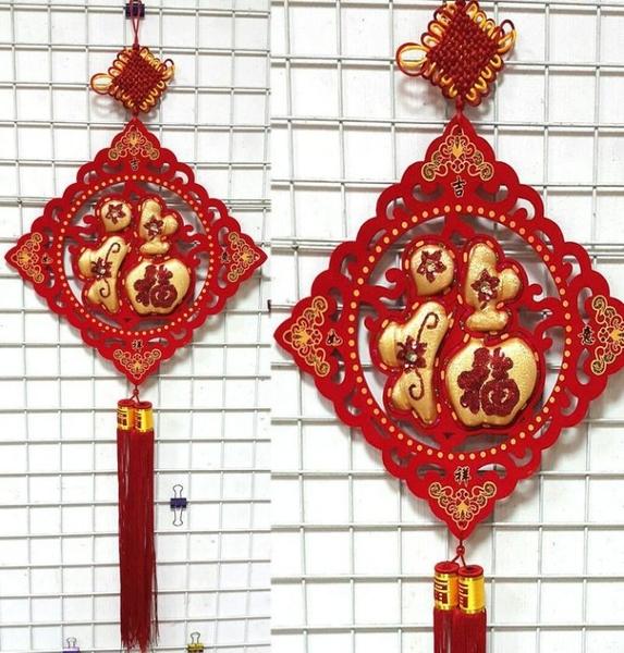 吉祥如意開運吊飾中國結 春聯批發門聯入新居送禮入宅起家帶路雞送禮年節飾品汽車吉祥吊飾