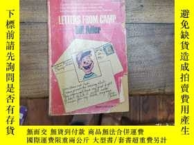 二手書博民逛書店letters罕見from campY271632 bill a