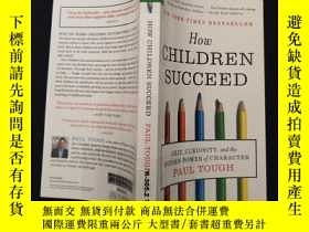 二手書博民逛書店How罕見Children Succeed: Grit, Curiosity and the Hidden Pow