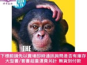 二手書博民逛書店罕見原版 黑猩猩與我 英文原版 The Chimpanzee and Me Ben GaY454646 Ben