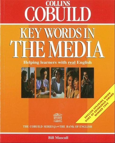 (二手書)Collins Cobuild Key Words in the Media