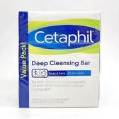 美國 Cetaphil 深層潔膚凝脂一組3入(13.5oz) 敏感性、乾燥性皮膚的最佳選擇(3589) -超級BABY
