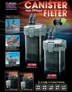 Leilih 鐳力【高效能 外置過濾器 1080L/H】桶式過濾器 附原廠濾材 過熱斷電 魚事職人