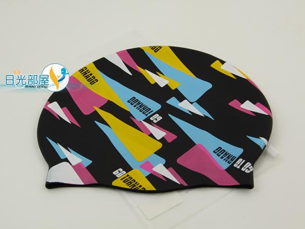 *日光部屋* TORNADO (公司貨)/TC-1508-BLK 舒適矽膠泳帽(韓國知名品牌)