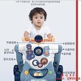 學步車多功能防側翻三合一手推車可坐防O型腿助步車兒童玩具6【齊心88】