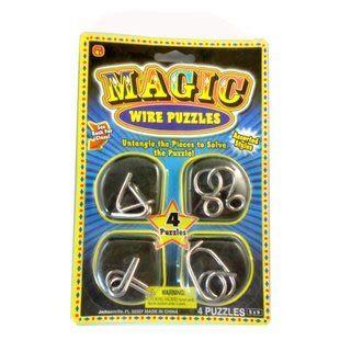 成人益智玩具 解環解套解鎖巧環系列 四件套