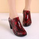 高跟雨鞋女春秋季果凍色雨鞋女短筒韓國時尚高跟雨靴水鞋套鞋防水防滑潮 快速出貨