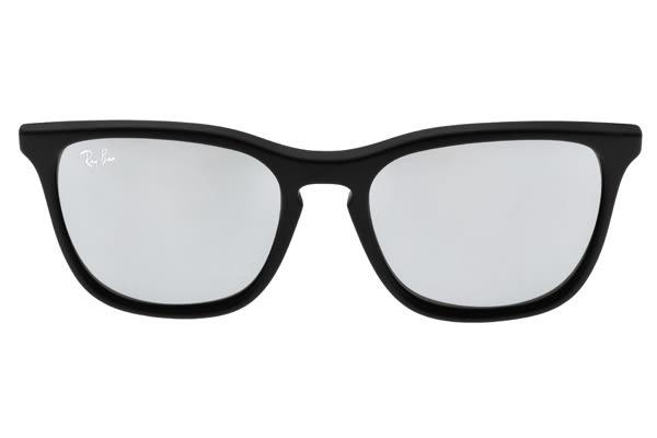 RayBan 兒童太陽眼鏡 RJ9061S 700530 (黑) 潮流百搭兒童款 白水銀款 # 金橘眼鏡