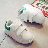 兒童鞋女秋季新款休閒鞋跑步運動鞋男童中大童板鞋鞋子小白鞋