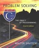 二手書博民逛書店 《Problem Solving with C++: The Object of Programming》 R2Y ISBN:0321113470│Addison-Wesley
