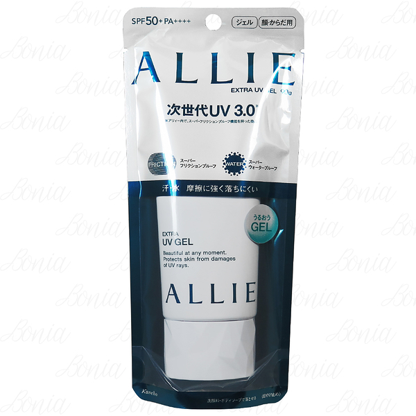 【17go】 Kanebo 佳麗寶 ALLIE EX UV高效防曬水凝乳N SPF50+‧PA++++(90g)(新款)
