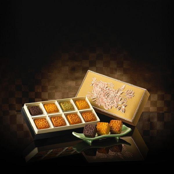 【漢來飯店】限量月餅禮盒2盒