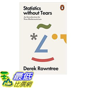 2018 amazon 亞馬遜暢銷書 Statistics without Tears: An Introduction for Non-Mathematicians