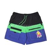 Nike 短褲 NSW Hyperflat 男 彩 撞色 拼接 多口袋 拉鍊口袋 抽繩 【ACS】 DM7919-011