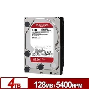 (新)WD 紅標 Red Plus 4TB 3.5吋 NAS硬碟 WD40EFZX