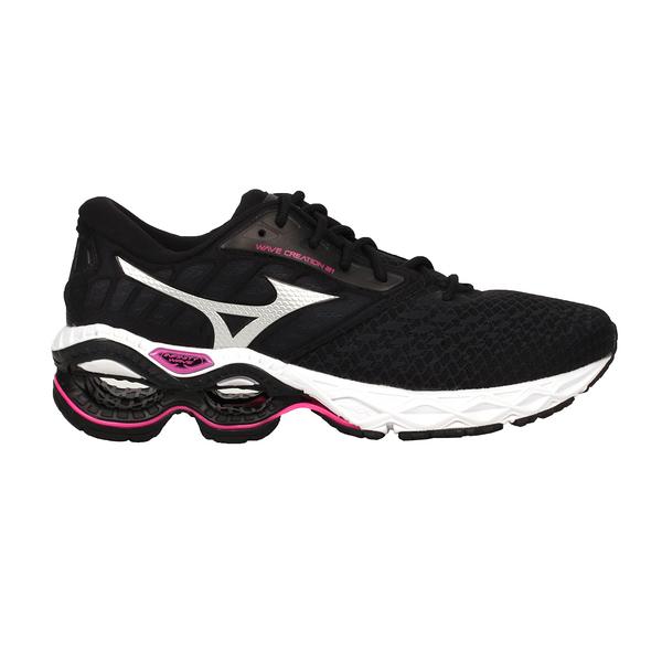 MIZUNO WAVE CREATION 21 女慢跑鞋(免運 路跑 運動 美津濃≡體院≡ J1GD2001