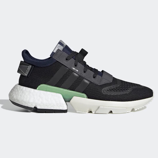 ADIDAS POD-S3.1 女鞋 慢跑 BOOST 緩衝 輕量 黑【運動世界】EE7031