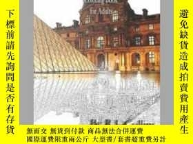 二手書博民逛書店Amazing罕見Structures (Made by Nature and Humans) Coloring