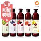 (即期商品) 韓國清淨園 大象紅醋系列 500ml