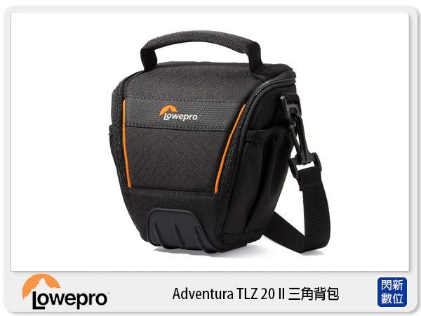 【24期0利率,免運費】Lowepro 羅普 Adventura TLZ 20 II 三角背包 槍型 相機包 (公司貨)