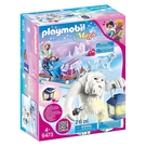 playmobil 魔法 雪人與雪撬_PM09473