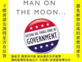二手書博民逛書店If罕見We Can Put A Man On The Moon