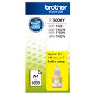 【享印科技】Brother BT5000Y 原廠黃色墨水 適用 DCP-T300/DCP-T500W/DCP-T700W/MFC-T800W