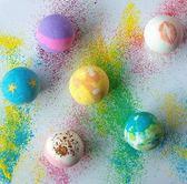 8個裝抖音泡澡球日本進口浴鹽球汽泡彈花式沐浴泡澡球浴缸泡泡浴 潮流前線