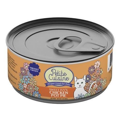 *WANG*新包裝Petite Cuisine《芭蕾 貓舒食》85克(6種口味)