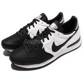 【六折特賣】Nike 復古慢跑鞋 Internationalist PRM SE 黑 白 黑頭 男鞋 黑白 運動鞋【PUMP306】 882018-002