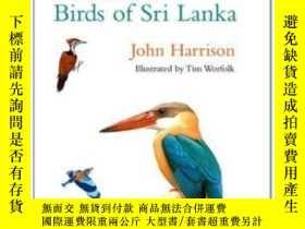 二手書博民逛書店A罕見Field Guide To The Birds Of S