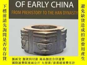 二手書博民逛書店The罕見Archaeology of Early China: