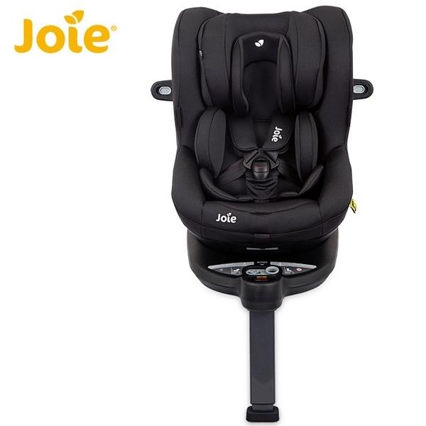 Joie 奇哥 i-Spin360 isofix 0-4歲汽座/安全座椅-黑