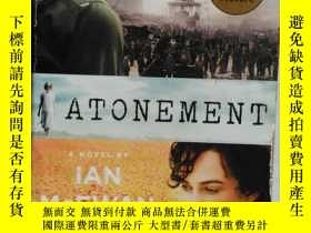 二手書博民逛書店英文原版罕見ATONEMENT 赎罪Y241791 Ian McEwan 著 Random House ISB