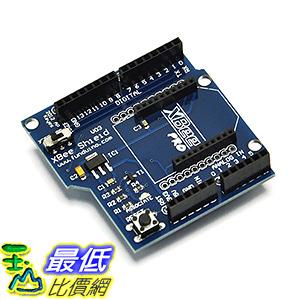 [106美國直購] Gikfun Bluetooth XBee Shield V03 Module For Arduino EK1185_