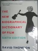 【書寶二手書T5/影視_JGI】The New Biographical Dictionary of Film_Thom