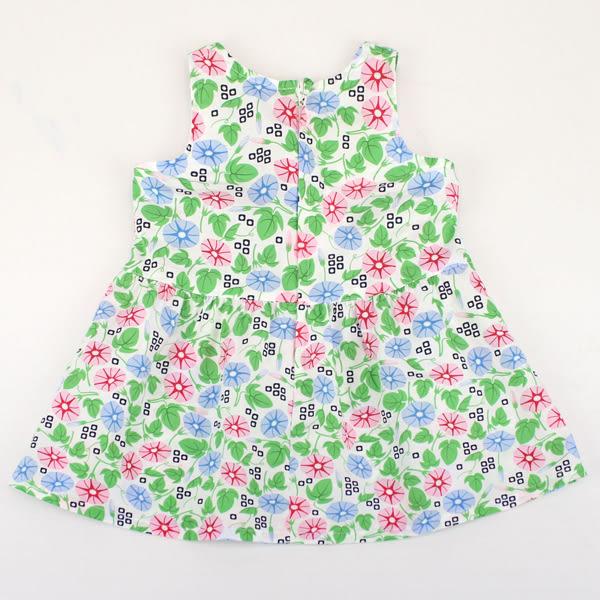 【愛的世界】清涼純棉背心洋裝/1~3歲-台灣製- ★春夏洋裝