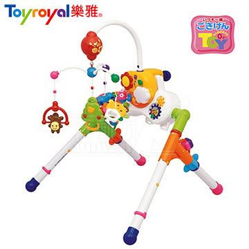 日本 樂雅 Toyroyal 多功能音樂鈴【五用型】