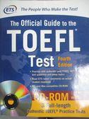 【書寶二手書T9/語言學習_ZGY】The Official Guide to the Toefl Test_ETS