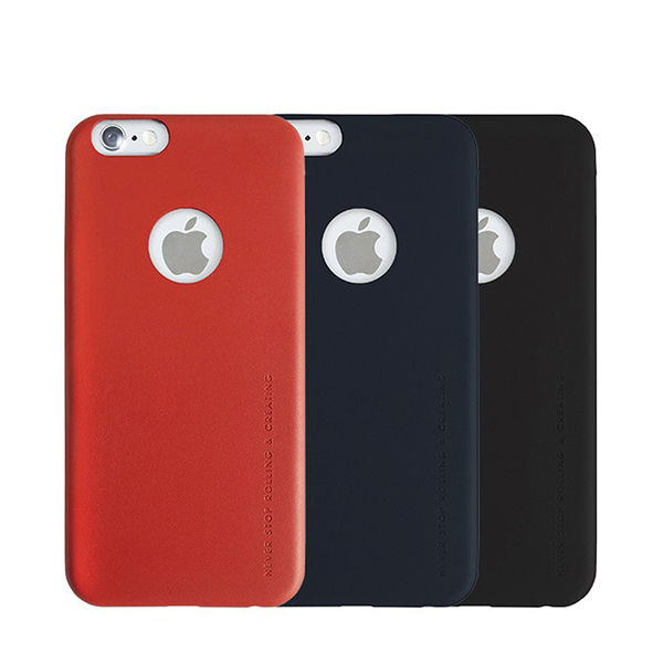 【Rolling-Ave.】Ultra Slim Leather case iPhone 6 / 6S - 經典系列