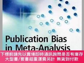 二手書博民逛書店預訂Publication罕見Bias In Meta-Analysis - Prevention, Assess