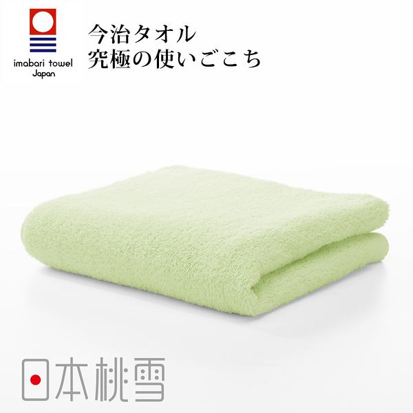 日本桃雪今治超長棉毛巾(萊姆綠) 鈴木太太