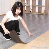 地板革PVC地板貼家用自黏地板貼紙防水耐磨臥室水泥地塑膠地板 NMS生活樂事館