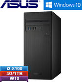 ASUS華碩 H-S340MC-I38100003T 桌上型電腦
