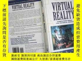 二手書博民逛書店GRADY罕見VIRTUAL REALITYY198833