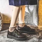 娃娃鞋小皮鞋女秋季jk學生英倫配裙子百搭日繫圓頭復古學院風軟妹 快速出貨