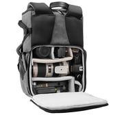 相機包 銳瑪數碼相機包帆布休閒攝影後背單反包 地理背包佳能尼康微單包 MKS生活主義