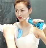 沖牙器 電動沖牙器便攜式智能洗牙器牙結石家用口腔牙齒牙縫水牙線潔牙機【星時代女王】
